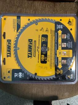 "DeWALT Crosscutting Miter Saw Blade 12"" 60 Tooth DW3126"