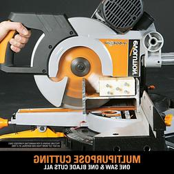 10in Miter Saw Cutting Blade Double Bevel Electric Power Too