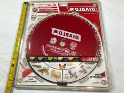 D1244X Diablo 12 Inch 44 Tooth ATB General Purpose Miter Saw