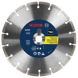 Bosch DB1041S 10-Inch Tensioned Steel Core Segmented Rim Dia