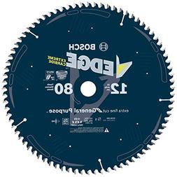 Bosch DCB1280 Daredevil 12-Inch 80-Tooth Extra-Fine Finish C