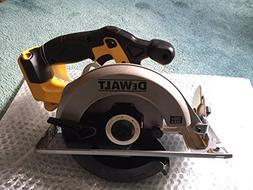 """DeWalt DCS393B  20 Volt MAX 6 1/2"""" Circular Saw"""