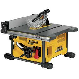 DEWALT DCS7485B FLEXVOLT 60V MAX Bare Tool Table Saw, 8-1/4""