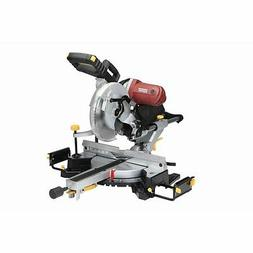 12 Inch Double-Bevel Sliding Compound Miter Saw with Laser G