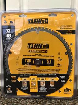 DEWALT DW3126 Series 20 12-Inch 60 Tooth ATB Thin Kerf Cross