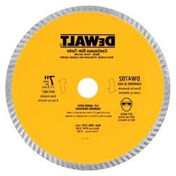 DEWALT DW4704 Industrial 12-Inch Dry Cutting Continuous Rim