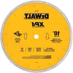 DEWALT DW4764 10-Inch by .060-Inch Premium XP4 Tile Blade We