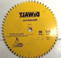 DEWALT DW7119PT 8-1/2-Inch 60T Fine Crosscutting Saw Blade