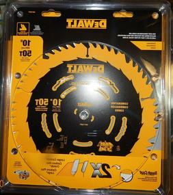 DEWALT DW7140PT 10-Inch 40 Tooth ATB Ripping and Crosscuttin