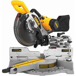 DEWALT DW717 10 in. Double-Bevel Sliding Compound Miter Saw