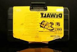 DWM120K Heavy Duty Deep Cut Portable Band Saw Kit