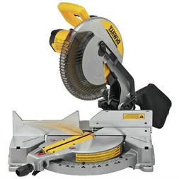 DEWALT DWS715 15 Amp 12 in. Compound Miter Saw New