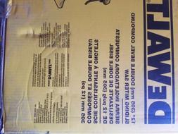 DEWALT DWS779 12'' Sliding Compound Miter Saw New in Box