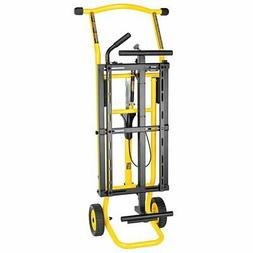 DEWALT DWX726 Portable Rolling Miter Saw Stand W/ In/Out Fee