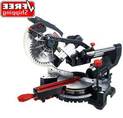 "Craftsman Electric 7-1/4"" Sliding Compound Miter Saw 9 Amp L"