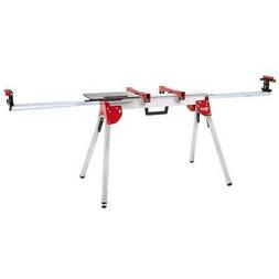Milwaukee Folding Miter Saw Stand Heavy Duty Tool Contractor