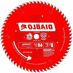 "Freud-Diablo 8-1/2"" 60 Tooth Fine Finishing Miter Saw Blade"
