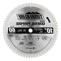 Timberline 250-600 General Purpose and Finishing 10-Inch Dia