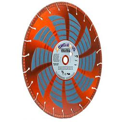 Heavy Duty 12-Inch by 1-Inch Metal Cutting Rescue Diamond Bl