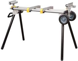 Heavy Duty Mobile Rolling Portable Folding Adjustable Miter