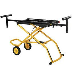 DEWALT Heavy-Duty Rolling Miter Saw Stand DWX726 New