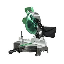 Metabo HPT C10FCGSM 10 in. Compound Miter Saw New