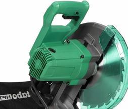 Metabo HPT Compound Miter Saw Carbon Blade 10 15 Amp Motor P