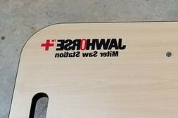 Jawhorse Miter Saw Station By Rockwell RK9110