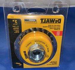 Dewalt  DW4910 5 Pack 3-Inch by 5/8-Inch-11 Knotted Cup Brus