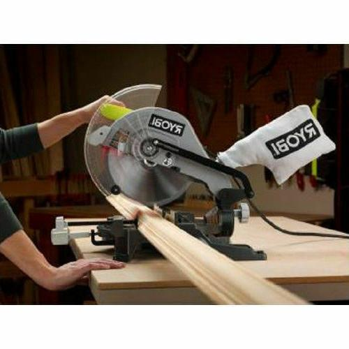 Ryobi Compound Saw with Line TS1345L Reconditioned