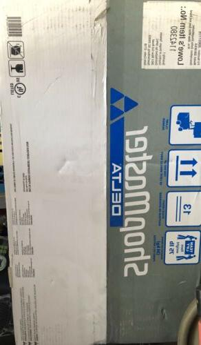 DELTA ShopMaster 10-in 14-Amp Single Bevel Laser Compound Mi