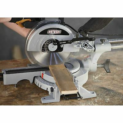 Ironton Sliding Miter Saw- 2.4 HP, 15 Amp, 4,600 RPM