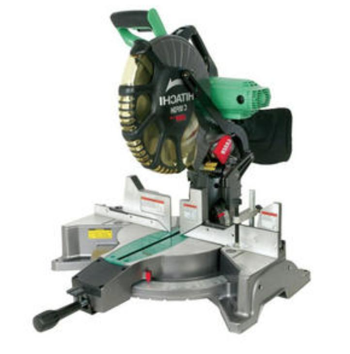 12 in 15 amp dual bevel laser