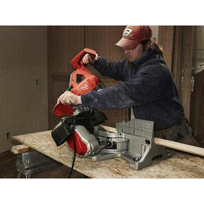 Milwaukee in. Compound Saw Certified