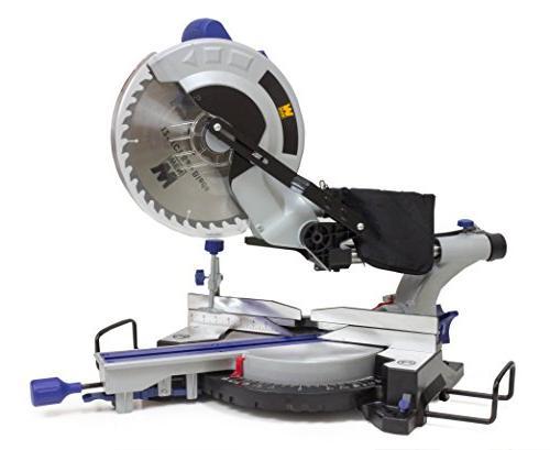 12 sliding compound miter saw