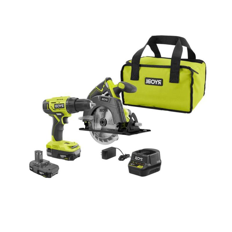 15 Sliding Compound Saw and Drill/Driver,
