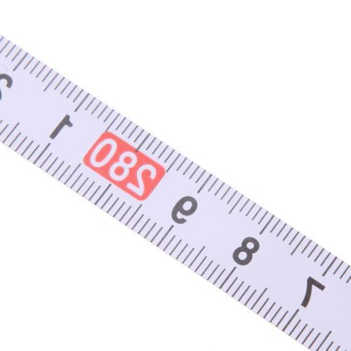 3.3yd Measure, Metric Saw Steel Ruler L-R