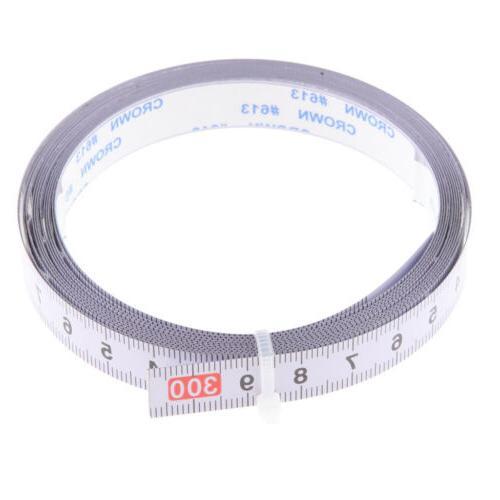 3.3yd Measure, Saw Steel Ruler