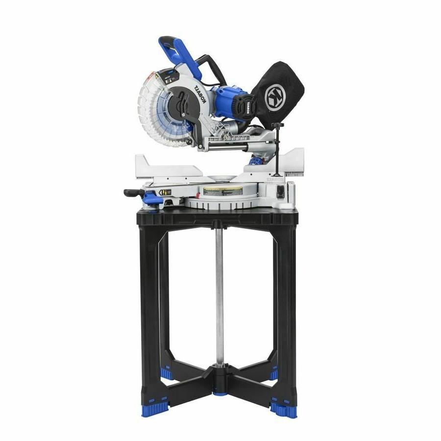 Kobalt 30.8-in x Plastic Bench Designed for Saw Locking