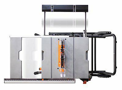 WEN 10-inch Table Saw with Rolling Stand