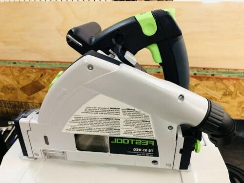 Festool 575387 Plunge Track Saw TS Req-F-Plus USA
