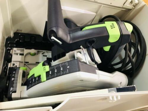 Festool 575387 Track Saw Req-F-Plus