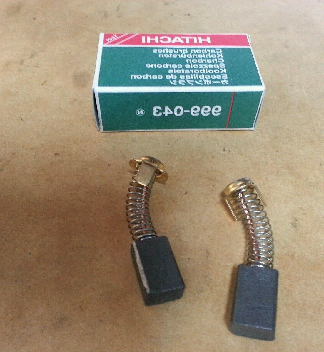 999043 Carbon Brush  Hitachi