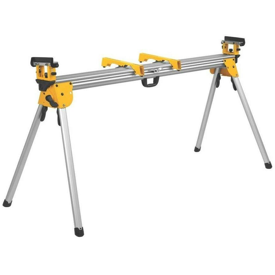 Dewalt DWX723 Heavy Duty Aluminum Adjustable Miter Saw Stand