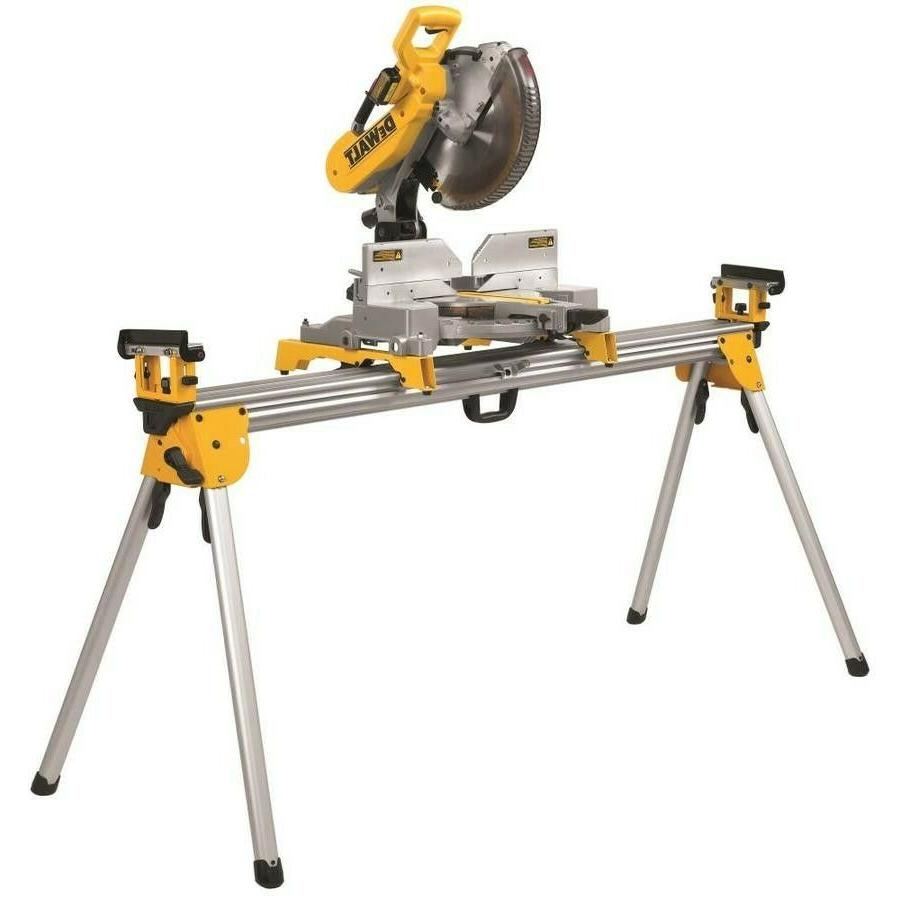 aluminum adjustable miter saw stand dwx723 heavy