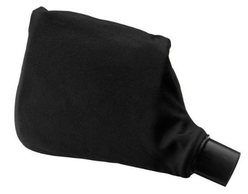 black decker dust bag
