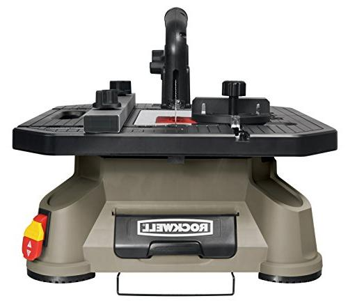 Rockwell BladeRunner X2 Tabletop Rip Miter Gauge, and Accessories – RK7323