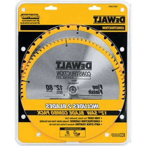 circular saw 2 blade 80t