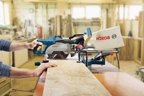 Bosch 8-1/2 Inch Single Sliding Miter