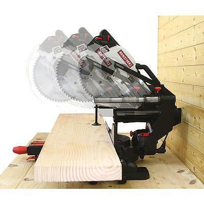 Craftsman Sliding Compound Saw with Laser